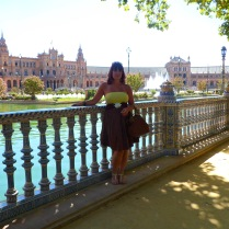 A day in Seville, Spain