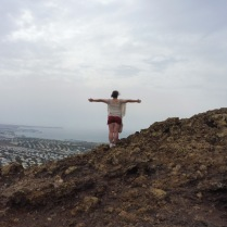On top of the world, Lanzarote