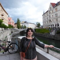 Discovering Ljubliana