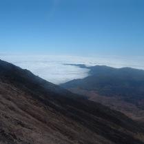 Atop Mt. Teide, Tenerife