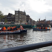 King's Day celebrations, Amsterdam