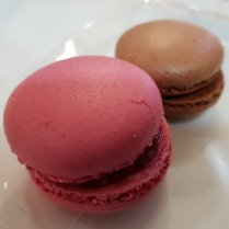 First taste of French macarons