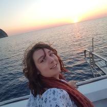 Seabound sunrise, Alcudia