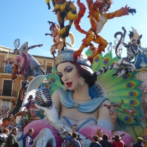 Fallas festivities, Valencia