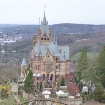 Castle Drachenfels, Germany